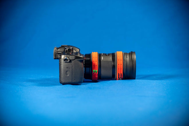 Panasonic Lumix DC-GH5 Lens Package with Speedbooster XL