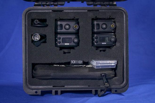 2x Rode Wireless Filmmaker Kit w/ Countryman B3