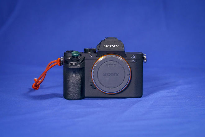 Sony Alpha a7 II Mirrorless Digital Camera with FD Lenses