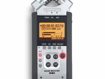 Rent: Zoom H4n Audio Recorder Rental Kit