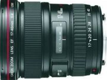Rent: Canon 17-40mm f/4L