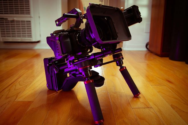 Blackmagic Pocket Cinema 4K FULL PRO RIG: UPDATED
