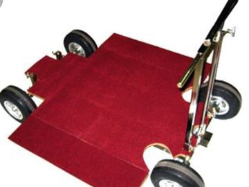 Rent: Doorway dolly with Tracks Kit