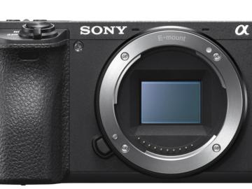 Rent: Sony  Alpha a6500 Mirrorless Digital Camera