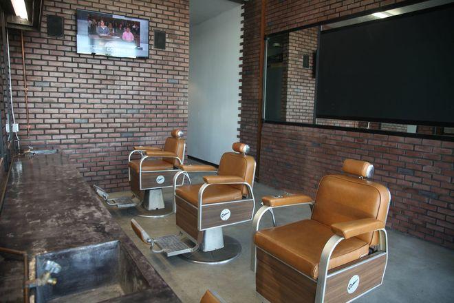 Gentlemens barber Shop