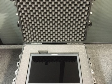 Rent: 20in Director Monitor w/ Stand, BNC, SDI-HDMI ADAPTER
