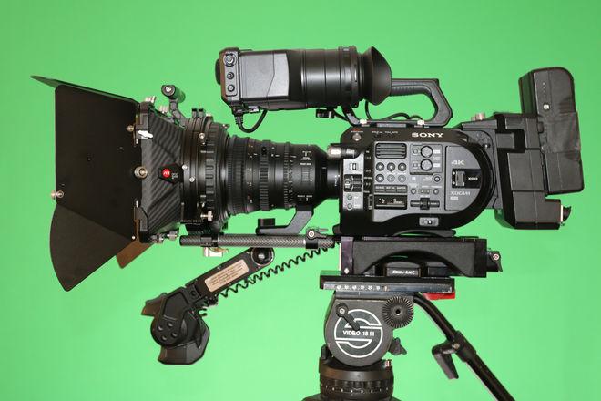 Sony PXW-FS7 Mark 2 XDCAM Super 35mm Camera