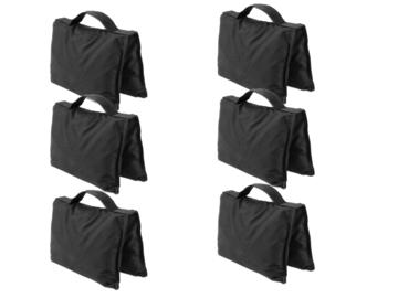 Rent: 6 25lb Sand Bags