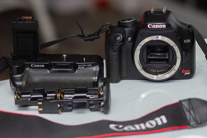 For Sale: Canon EOS Rebel XSi 12MP camera for sale | ShareGrid