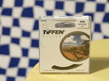 Tiffen Black Pro-Mist 1/4 Filter 77mm & 82mm