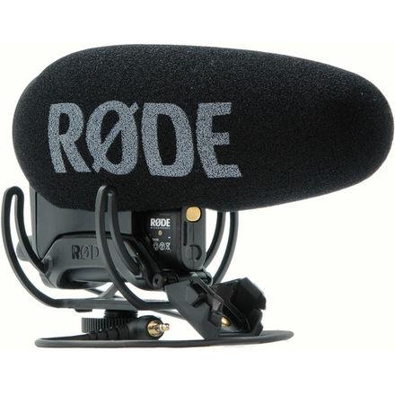 Rode VideoMic Pro Plus Compact On-Camera Shotgun Microphone