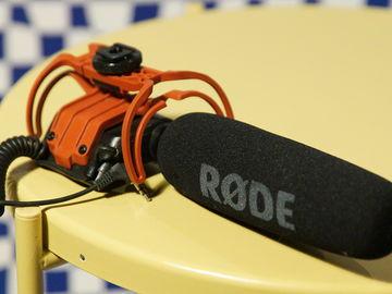 Rode VideoMic: On-Camera Shotgun Microphone