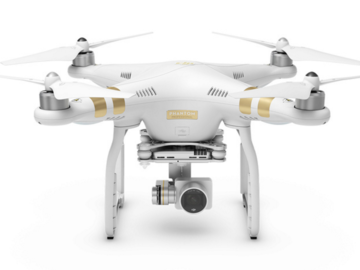 Rent: DJI Phantom 3 Pro Full Kit + 4 Batteries + ND Set + More