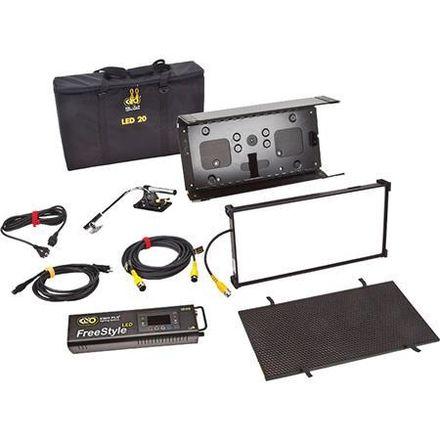 Kino Flo Freestyle 21 Fixture & Controller Kit