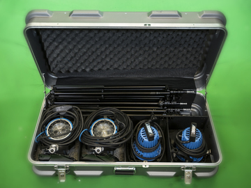 ARRI 4 Light Kit (2x750w, 2x650w)