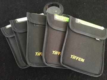 Rent: Tiffen 4x5.65 ND set (5 Filter)