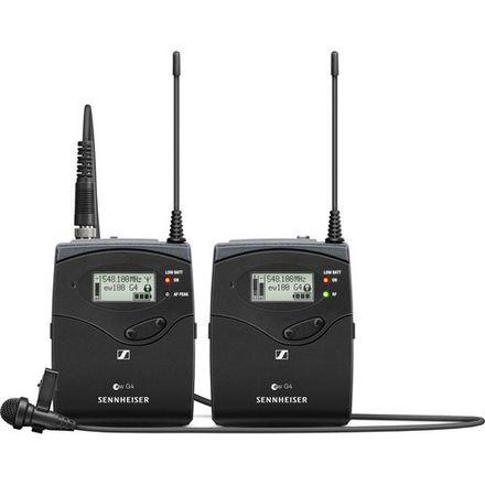 2 x Wireless Lav Kit - Sennheiser G3 / G4