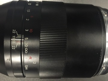 Zeiss 100mm 2.0/F Makro