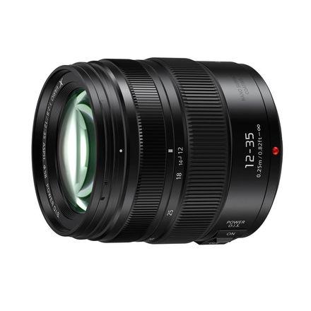 Panasonic Lumix G X Vario 12-35mm f/2.8 II Lens (A)
