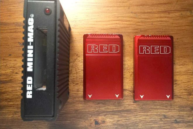 2 X RED MINI-MAG - 480GB