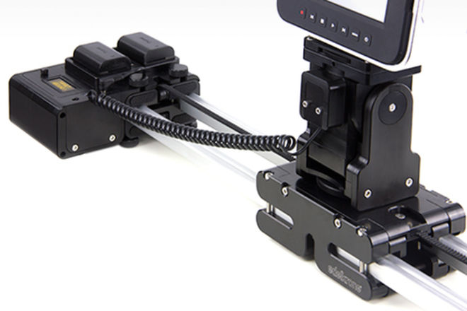 Edelkrone Slider with Motion Control Rig (Action Module)