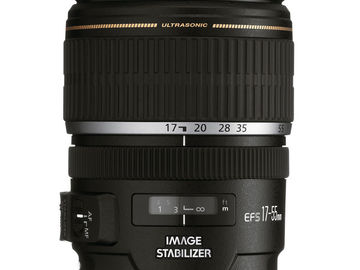 Rent: Canon 17-55mm f/2.8 IS USM Lens