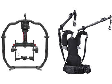 Rent: DJI Ronin 2 + Ready rig + Neuclus M + Innox wireless video