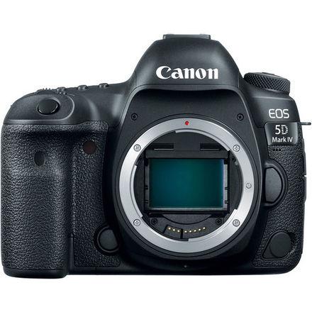 Canon 5D Mark IV w Canon Log DSLR Camera