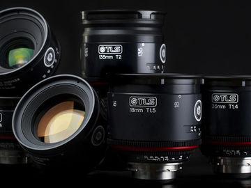 Canon K-35 Prime Lens Set - TLS Rehouse