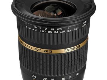 Rent: Tamron 10-24mm 3.5