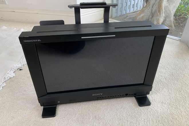 Sony PVM-1741A 17-in Professional OLED Picture Monitor