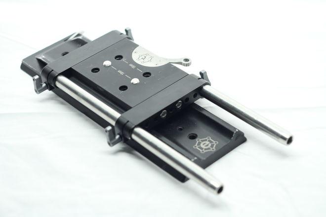 15mm Studio Bridge Plate & Dovetail,Universal Camera Support