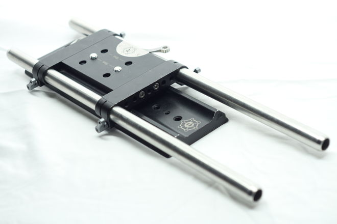 19mm Studio Plate & Dovetail, Universal Camera Support