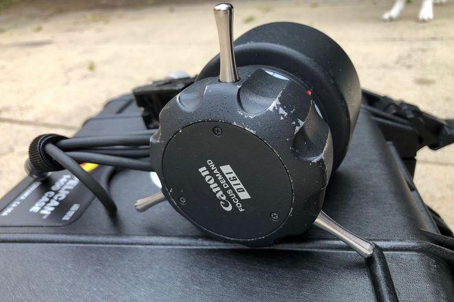 Canon ZSD-300D / FPD 400D DIGTL FOCUS & ZOOM SERVOS