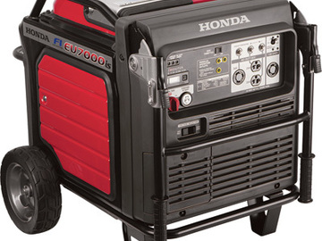 Rent: Generator Honda 7000