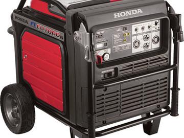 Rent: Honda EU 7000