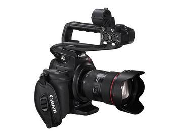 c100 w/ lens kit