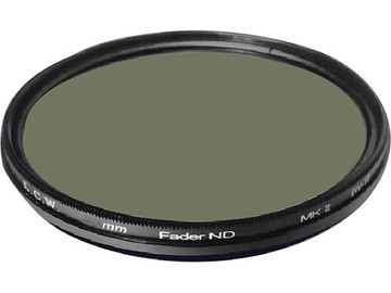 Rent: 82mm Fader ND Filter from LCW Mark II