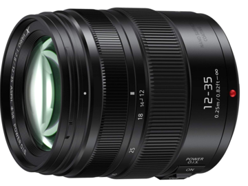 Panasonic LUMIX 12-35mm F2.8 VARIO II Micro-Four-Thirds Lens