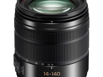 Rent: Panasonic Lumix G Vario 14-140mm f/3.5-5.6