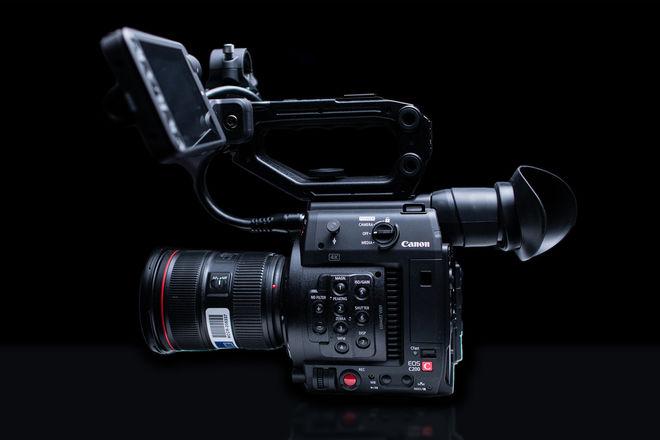 Canon C200 w/ 24-70 2.8 II Zoom & RAW