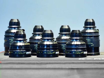 Rent: Cooke S4/i T2.0 Prime Lens Set  PICK 6 Lenses