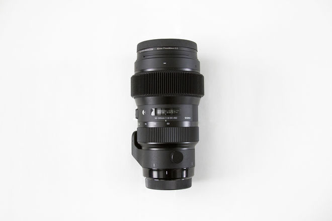 Sigma 50-100mm f/1.8 w/ 0.8mm gear
