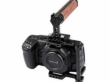 Blackmagic Pocket Cinema Camera 4K // BMPCC4K + Extras
