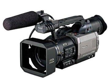 Rent: Panasonic DVX100a