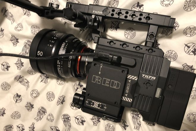 RED Helium 8K S35 (BASE PACKAGE)