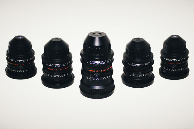 Zeiss Super Speed MK I Lens Set - T1.4