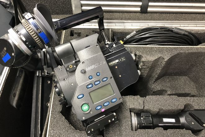 ARRI 416 Plus Super 16mm Film Camera