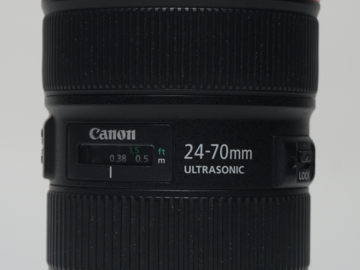 Canon EF 24-70mm f/2.8 L II USM - UNCOATED