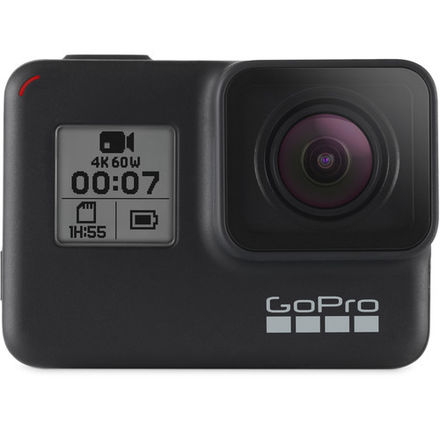 GoPro Hero 7 Black + Extra Battery & Dual Charger